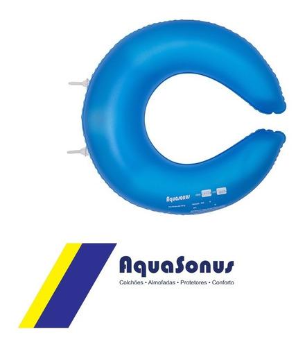 Imagem 1 de 3 de Almofada Inflável Para Assento Sanitário