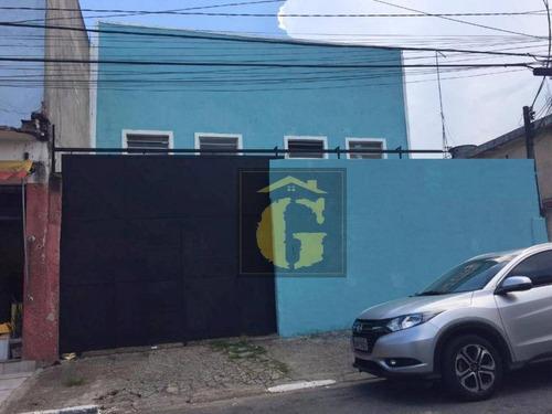 Imagem 1 de 11 de Galpão Comercial, Cidade São Mateus, São Paulo. - Ga0021