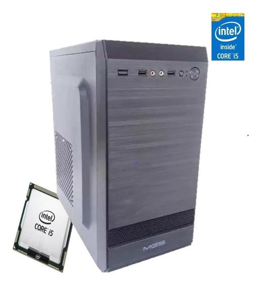 Computador Pc Intel Core I5 3.2 4gb Hd Ssd 120gb