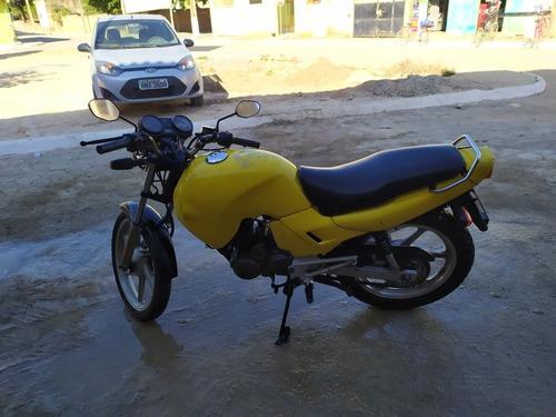 Imagem 1 de 10 de Honda Strada 200