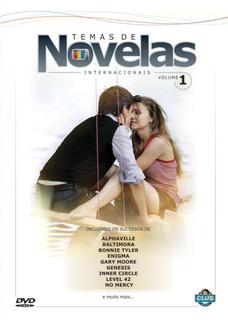 Temas De Novelas Internacionais - Vol. 1 - Dvd