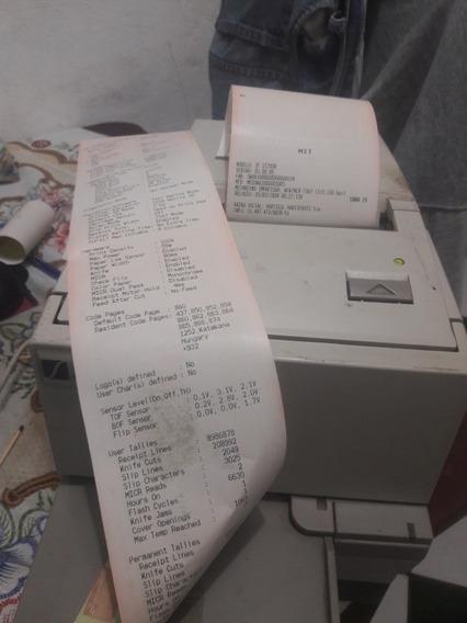 Impressora Fiscal Sweda If St2500 Para Retirar Pecas