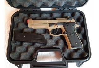 Pistola Src Sr92 Sahara Edition Airsoft