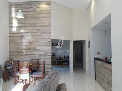Casa À Venda Em Residencial Real Parque Sumaré - Ca005612