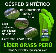 Grass Sintético,ahora En Huancayo, 991002616