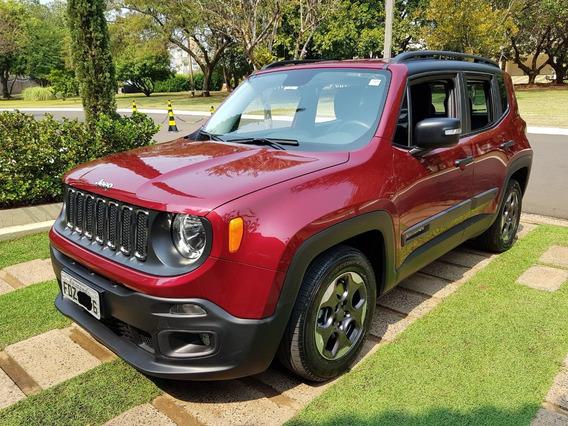 Jeep Renegade 1.8 Flex Sport Aut. U.dono Partic - Impecável
