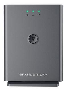 Base Voip Ip Grandstream Sem Fio 10 Linhas 10 Sip Dp752