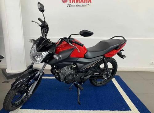 Imagem 1 de 4 de Yamaha Factor 150 Vermelha 2022