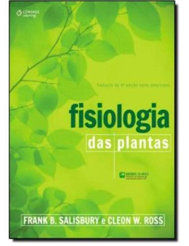 Fisiologia Das Plantas - Traducao Da 4ª Edicao Norte-ameri
