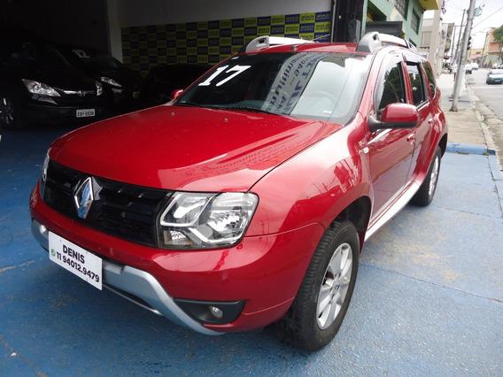 Renault Duster 4x2 2017 1.6 Flex Vermelha