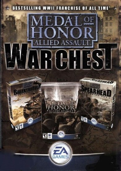 Medal Of Honor: Allied Assault War Chest - Pc