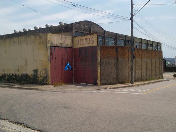 Galpão Industrial - Gl00029 - 34127108