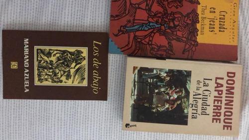 Kit De Tres Libros