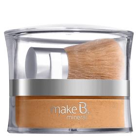 Make B. Base Em Pó Mineral Bege Médio
