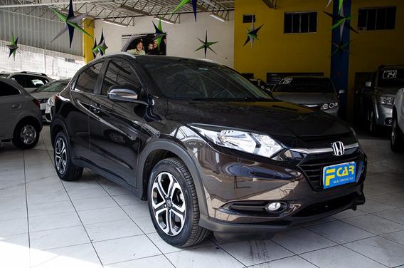 Honda Hr-v Ex 2017 Top Com Mult-midia,baixo Km,confira!