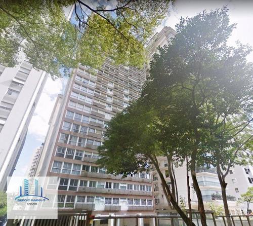 Imagem 1 de 30 de Apartamento Residencial Para Venda E Locação, Jardim Paulista, São Paulo. - Ap2588