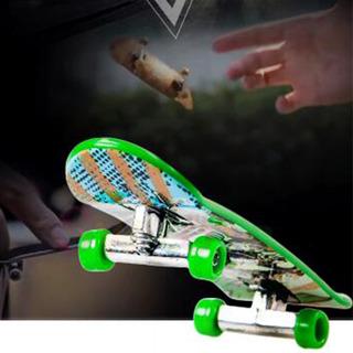 Exquisito Mini Diapasón Skate Park Rampa Parte Pasamanos De