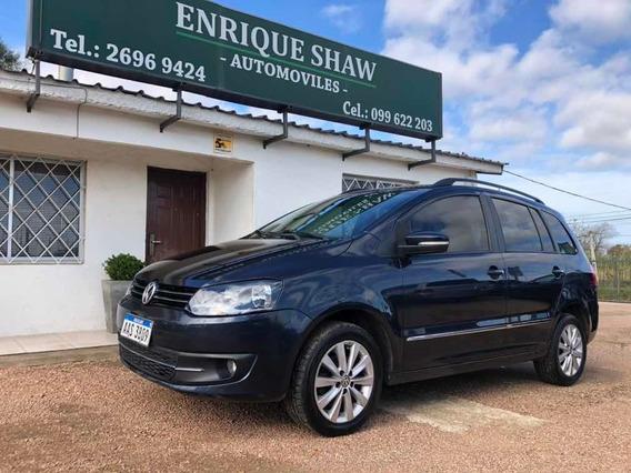 Volkswagen Suran 1.6 Imotion Highline 11c 2012
