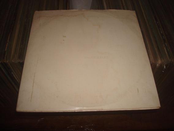Lp Beatles Álbum Branco Completo Fotos/ Poster Ver Descrição