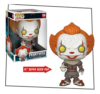 Funko Pop! - It 2 - Pennywise With Boat #786 - 10 Pulgadas