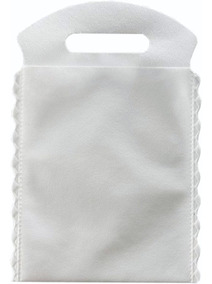 Lixinho 100 Pçs Sacola Tnt Lixo Carro Lixocar Lisa