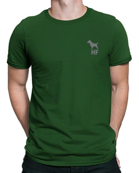 Remera Bull Terrier Hf ® Trebol 100% Serigrafia