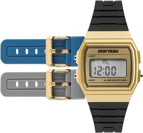 Relógio Mormaii Masculino Vintage Freestyle Mojh02af/8d *tro