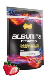 Albumina Pura Com Sabor (500g) Naturovos