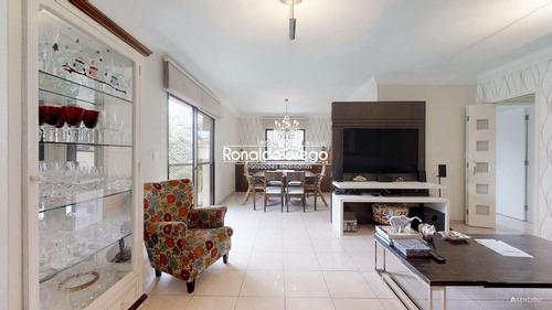 Apartamento Á Venda 4 Dorms, Jardim Vila Mariana - R$ 1.1 Mi - V2155