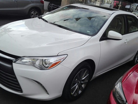 Toyota Camry 2.5 Xle At 2016