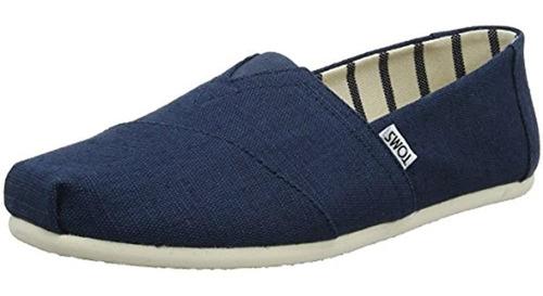 Toms Mens Alpargata Zapatos Casuales,