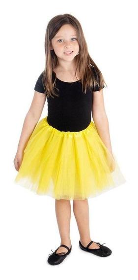 Baby/ 6-18months - Yellow - Princess Tutu Falda Ballet -0230