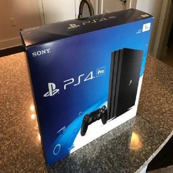 Nuevo Sony Playstation 4 Pro 1tb