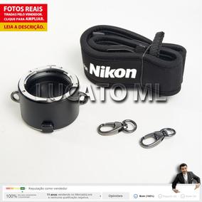 Porta Lente Nikon - Suporte Para 2 Lentes + Frete Grátis Ap