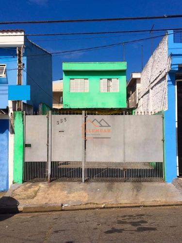 Sobrado À Venda, 80 M² Por R$ 280.000,00 - Cidade São Mateus - São Paulo/sp - So0024