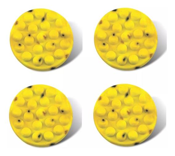 Kit C/4 Sabonete Funcional P/ Massagem Maracujá Orthopauher