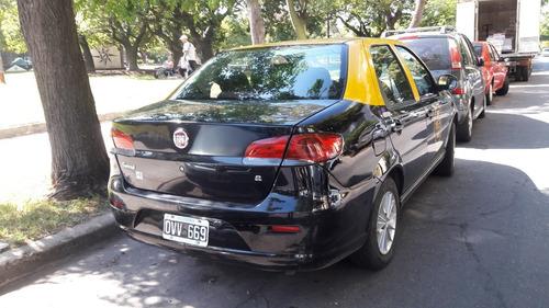 Fiat Siena El 2015 C/ Gnc Taxi