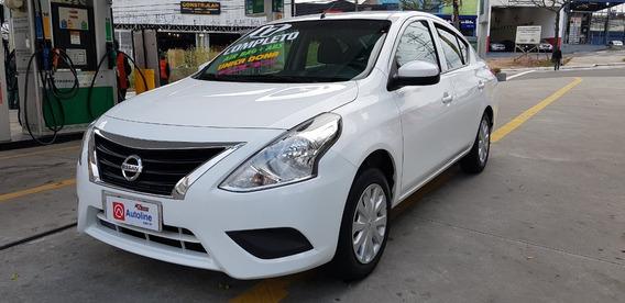 Nissan Versa 2017 Completo 24.000 Km Impecável Revisado
