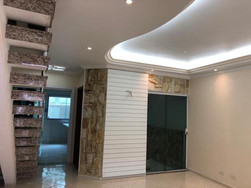 Sobrado Com 4 Dormitórios À Venda, 242 M² Por R$ 1.250.000,00 - Parque Anchieta - São Bernardo Do Campo/sp - So0434