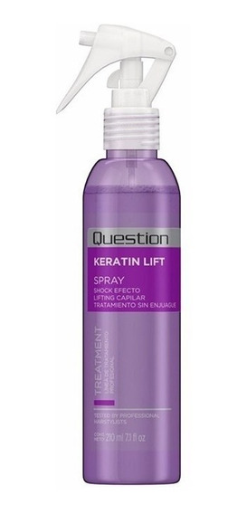 Spray De Keratine .question. Keratine Lift