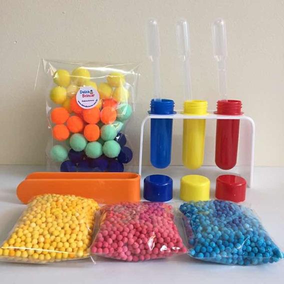 Kit Montessori Para Atividades