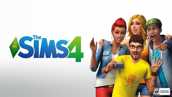 The Sims 4 Bundle Pack 4 Pc 100% Original Origin Key