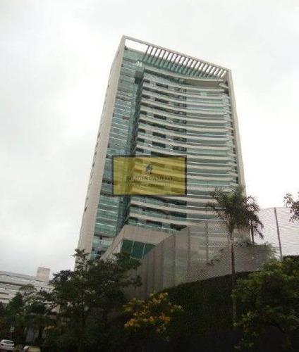 Apartamento Com 4 Quartos Para Comprar No Belvedere Em Belo Horizonte/mg - 6039