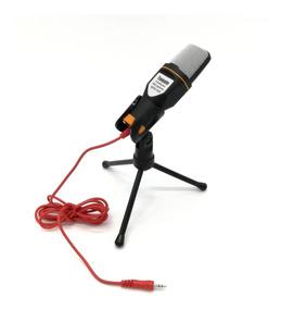 Microfone Condensador Com Fio - Mtg-020