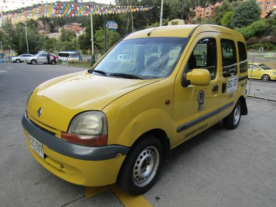 Taxis Otros Renault Kangoo Full Inyeccion