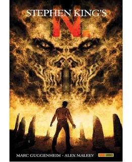 Panini Mx - Stephen King - N. - Tomo Unico - Nuevo!