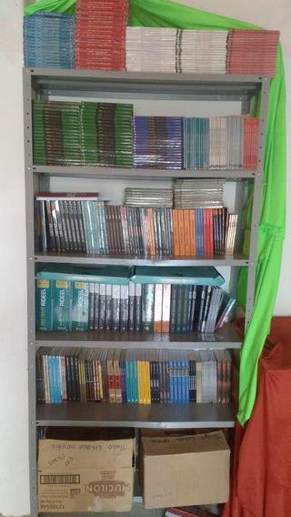 Acervo Com 950 Livros Para Revenda - Diversos Gêneros