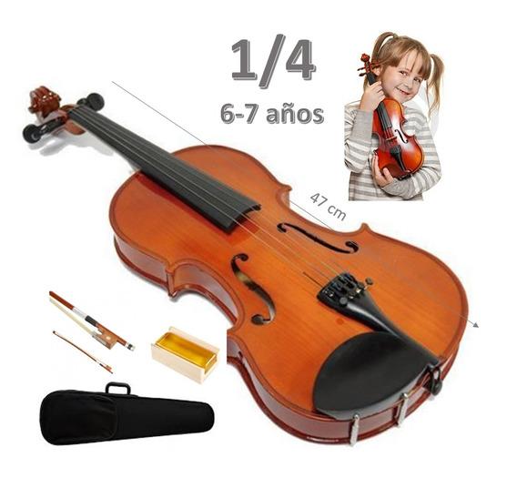 Violin 4/4 Mexicano + Estuche Ultimas Unidades