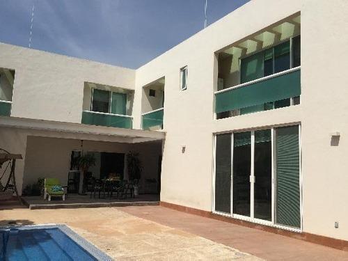 Residencia Con Departamento En Pb Y Alberca En Jurica