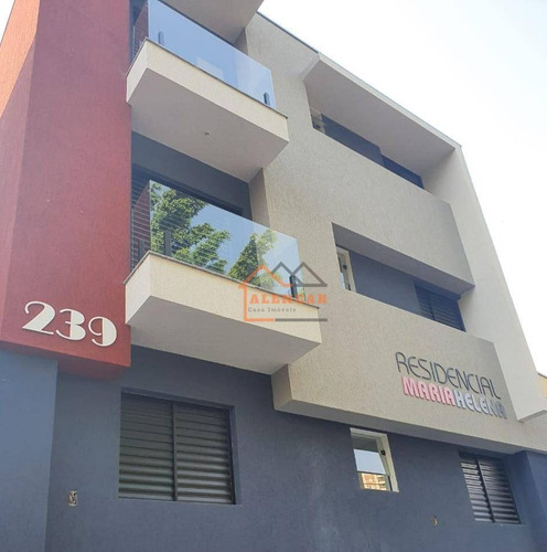 Imagem 1 de 14 de Apartamento À Venda, 45 M² Por R$ 235.000,00 - Vila Mafra - São Paulo/sp - Ap0479